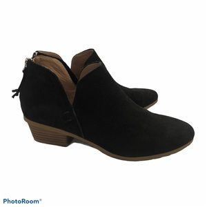 "REACTION by KENNETH COLE ""Side Way""  ankle boots"